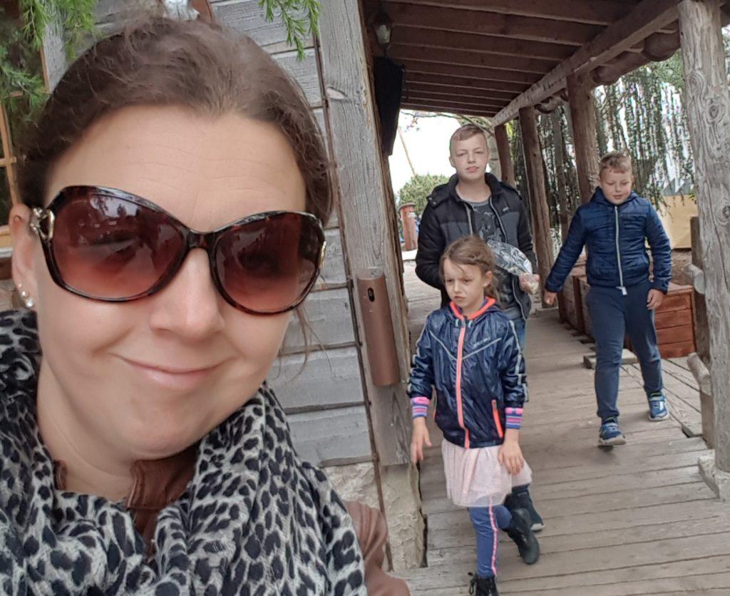 verlanglijst reizen met kids