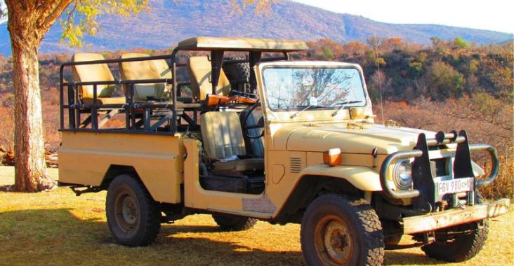 safari in zuid-afrika voorbereidingen