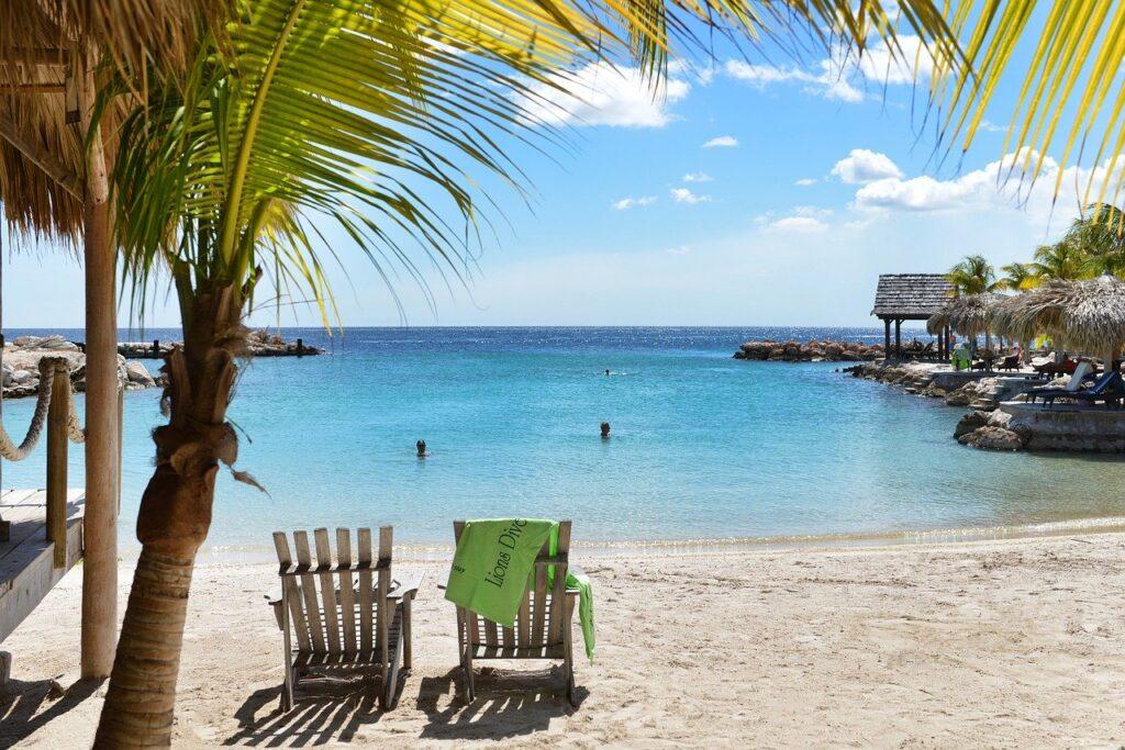 het reisadvies voor Curacao in 2020