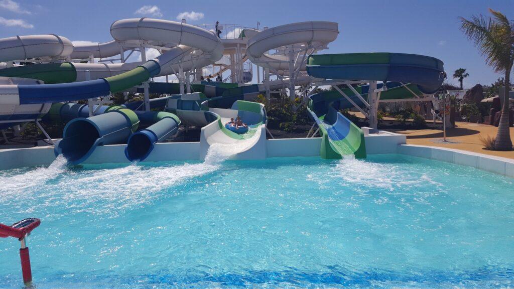 aqualava aquapark op lanzarote