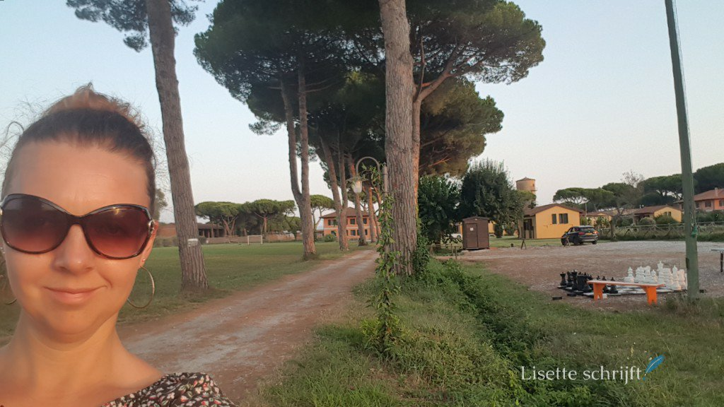 verblijfplaats vlakbij Pisa rustig