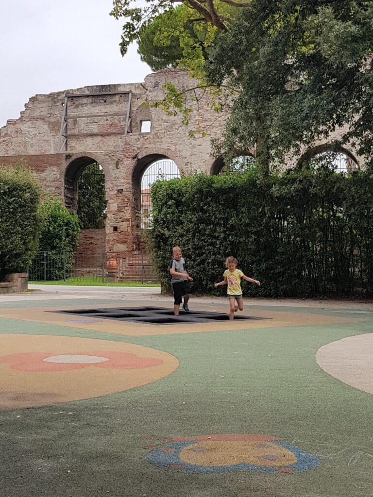 citadella nuovo in Pisa