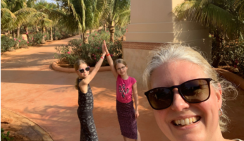 gastblog Marguerita vakantievieren als single mom