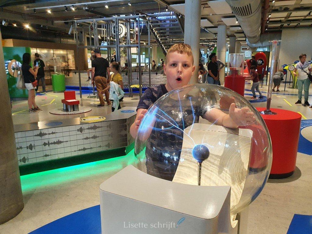 amsterdam met kind nemo science museum