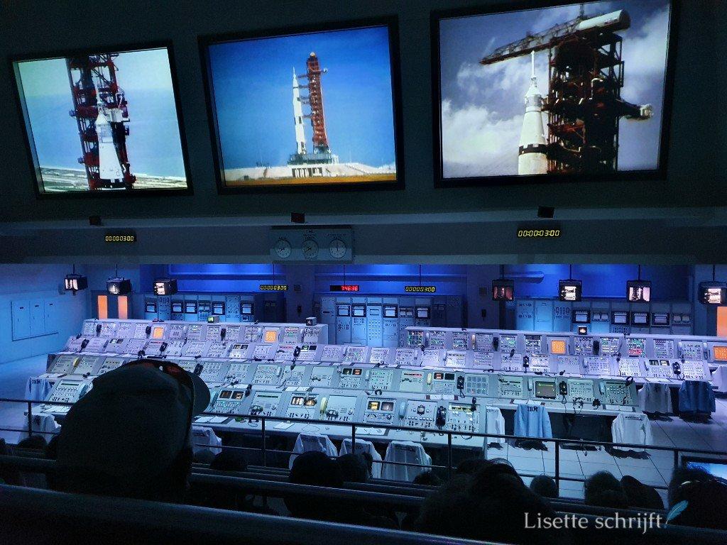 Kennedy Space Center bezoeken week in Florida