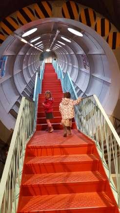 Atomium in Brussel bezoeken met kinderen