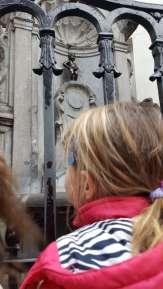 Manneken Pis stedentrip Brussel